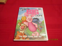 Piglet's Big Movie On DVD