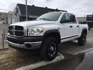 2007 Dodge Power Ram 2500 DIESEL Camionnette