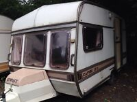 Swift 1990 2 berth in good condition