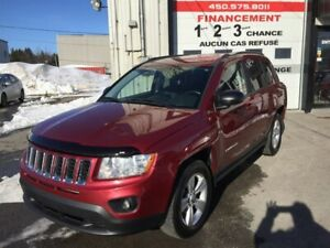 Jeep Compass 4X4 4WD NORTH EDITION 2011