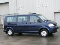 Volkswagen Transporter Caravelle Shuttle 8 Seater 2.5TDI LWB T30 SE NOW SOLD