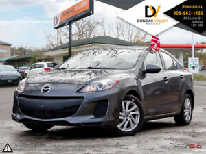 SOLD!!! 2013 MAZDA 3 | LOW KM | WARRANTY AVAILABLE| CERTIFIED!!