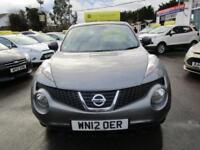 2012 Nissan Juke 1.6 16v Acenta 5dr
