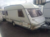 5 BERTH SUPREME ENVOY WITH END BEDROOM FULL AWNING MORE IN STOCK AND WE CAN DELIVER PLZ VIEW