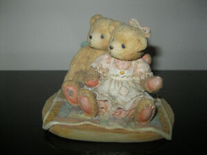 CHERISHED TEDDIE-Nathaniel & Nellie-It's Twice as Nice With You