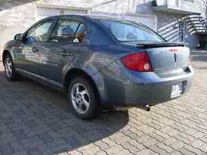 Pontiac poursuit 2005