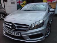 2013 Mercedes Benz A Class A220 CDI BlueEFFICIENCY AMG Sport 5dr Auto 5 door ...