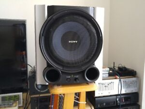 Sony Active/Powered Subwoofer SA-WG99