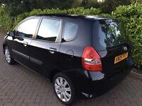 2005 Honda Jazz 1.4 SE, 1 lady owner, long MOT, FSH, HPI clear