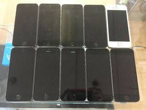Store Sale iPhone5S locked to BELL/VIRGIN mint condition $250