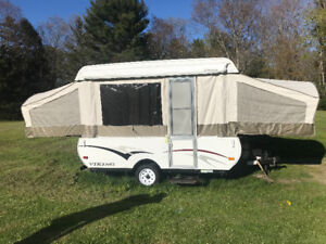 2012 Forest River tent trailer