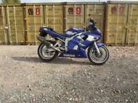Yamaha R6 - Nationwide delivery available - FSH
