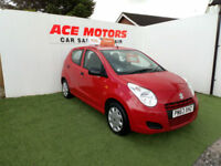 2013 63 SUZUKI ALTO 1.0 SZ 5 DR ,ONLY 63000 MILES WITH FULL SERVICE HISTORY
