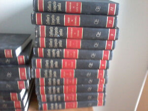 Collier encyclopedia books