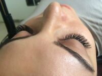 EYELASH EXTENSIONS (Mobile Service)