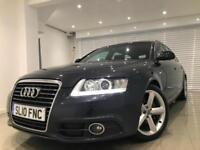 2010 Audi A6 Avant 2.0TDI MULTITRONIC S-LINE ***NEW SHAPE**FULL AUDI SH**