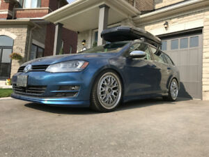 VW OEM Optional Side Skirts for MK7 Golf