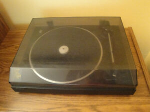 Tourne-disques Sony
