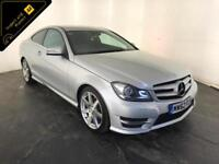 2013 MERCEDES-BENZ C250 AMG SPORT CDI BLUE EFFICIENCY SERVICE HISTORY FINANCE PX