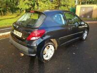 2009 Peugeot 207 1.6 HDi Sport 3dr Hatchback Diesel Manual