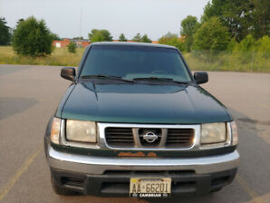 2000 NISSAN FRONTIER XE 4WD
