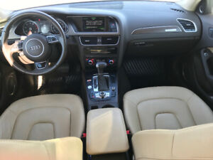 Audi A4 Allroad, All Wheel Drive, 2014 with Audi Warranty