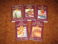 CONFLICT of the AGES, 5vl set, soft cover