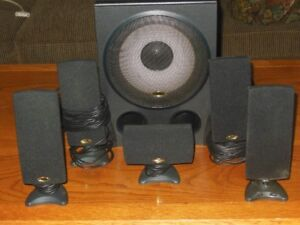 Cyber Acoustics Surround Sound Computer Speaker System