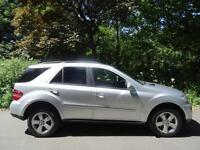 2007 57 Mercedes-Benz ML280 3.0TD CDI auto SE..HIGH SPEC..DRIVES SUPERB !!