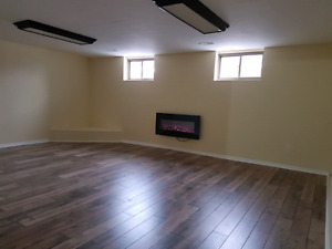 3 Bedroom Basement Apartment
