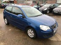 Volkswagen Polo 1.4 ( 75P ) Auto S 2006/56 With Only 44K & May 17 Mot