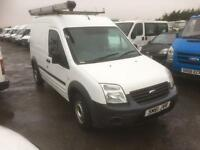 FORD TRANSIT CONNECT T230 HR, White, Manual, Diesel, 2012