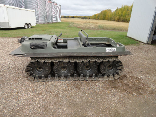 Used Tires Barrie >> Argo Conquest 8X8 For Sale Canada