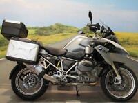 BMW R1200GS TE 2014 *Low miles, FSH, Full BMW luggage*