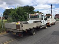 Alloy body for Iveco daily for sale £200