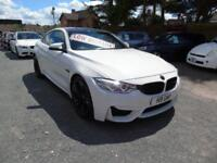 2015 BMW M4 M4 2dr DCT,Full BMW service history,2 keys,Extended service pack,...
