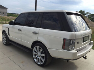 2009 Land Rover Range Rover Supercharge SUV, Crossover London Ontario image 2