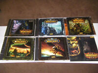 Looking for Warcraft and other PC game Soundtrack CDs