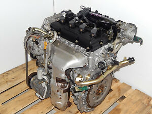 NISSAN ALTIMA ENGINE 4CYL and V6