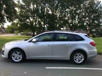2013 Chevrolet Cruze 1.8 LT 5dr Auto Estate Petrol Automatic
