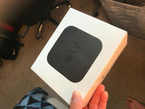 Apple TV 4th Gen - 32GB - 1080p - Never Used