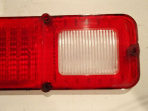 1973-74 Plymouth Tail Light Lens 3620873. Fits Roadrunner, GTX, Sarnia Sarnia Area image 4
