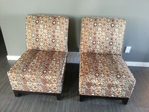 Matching chair set