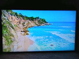 Samsung 4k Ultra HDR Led Smart Bixby TV 50 inch.