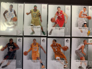2011-2012 SP Authentic Basketball 50 Card Set - Kawhi Leonard RC