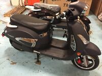 VIAGGIO - 72 VOLT E-BIKE - TOP OF THE LINE - BRAND NEW