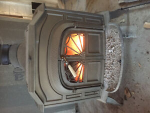 wood stove for sale or trade for fencing or building supplies