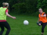 3v2 Soccer Academy Adults Football Class(Female Only).
