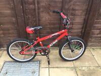Red Kids-Teenagers bike