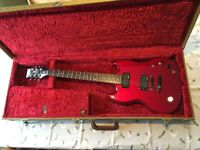 Epiphone SG Special with EMG's & case
